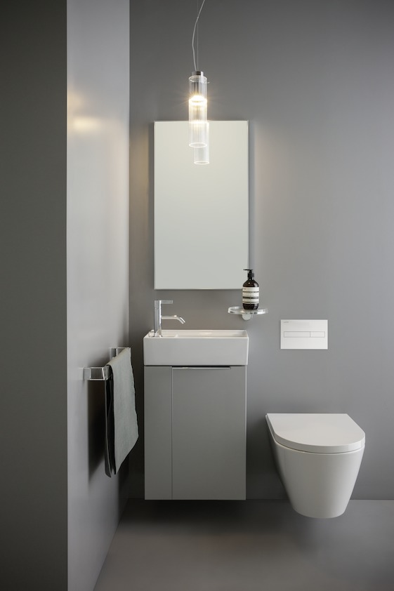 20 contemporary bathroom vanities to get naked with. Black Bedroom Furniture Sets. Home Design Ideas