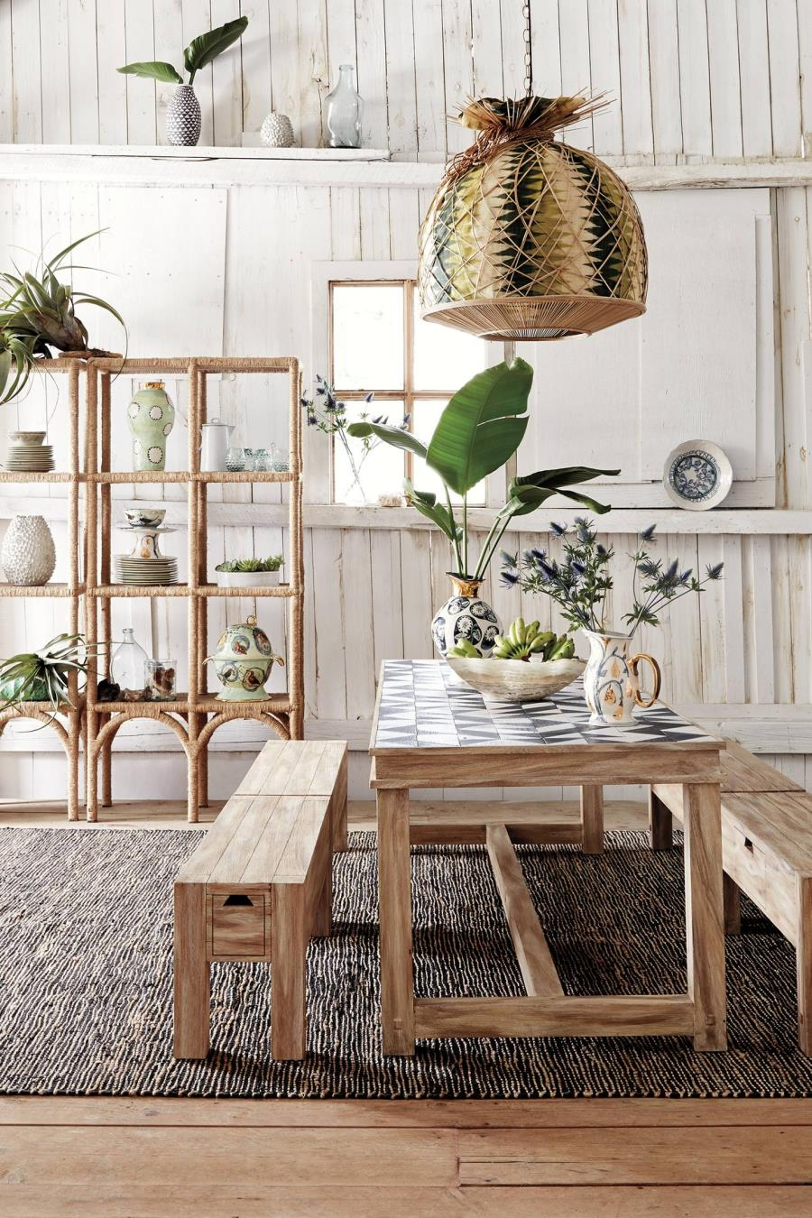 30 Ways To Create A Trendy Industrial Dining Room: Dining Room Decor Ideas That Make A Statement