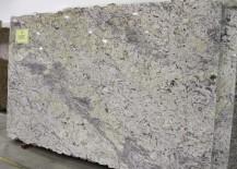 The Beauty Of White Ice Granite