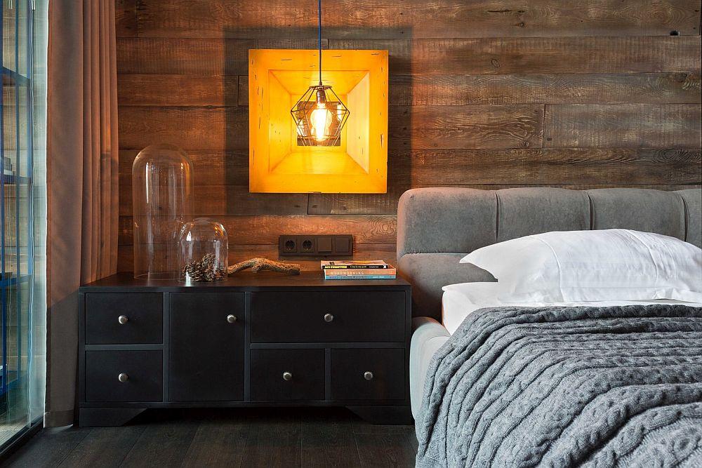 Lighting transforms wall art into a stunning statement piece
