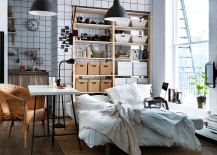 Loft-style-interiors-with-very-limited-space-can-also-throw-up-beautiful-bedrooms-like-this-one-217x155