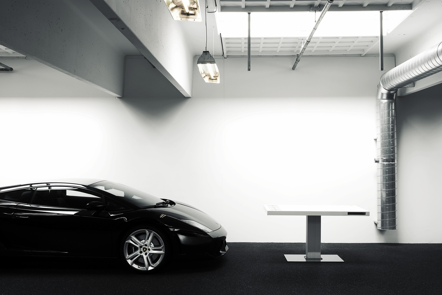 Milk Classic with Lamborgini 22 Ideas for a Well Furnished Office