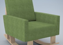 Modern-high-end-green-glider-217x155
