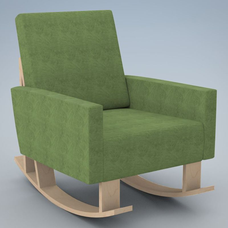 Modern high-end green glider