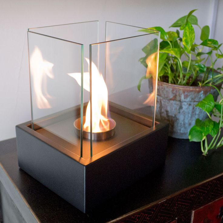 Nu-flame Lampada tabletop fireplace