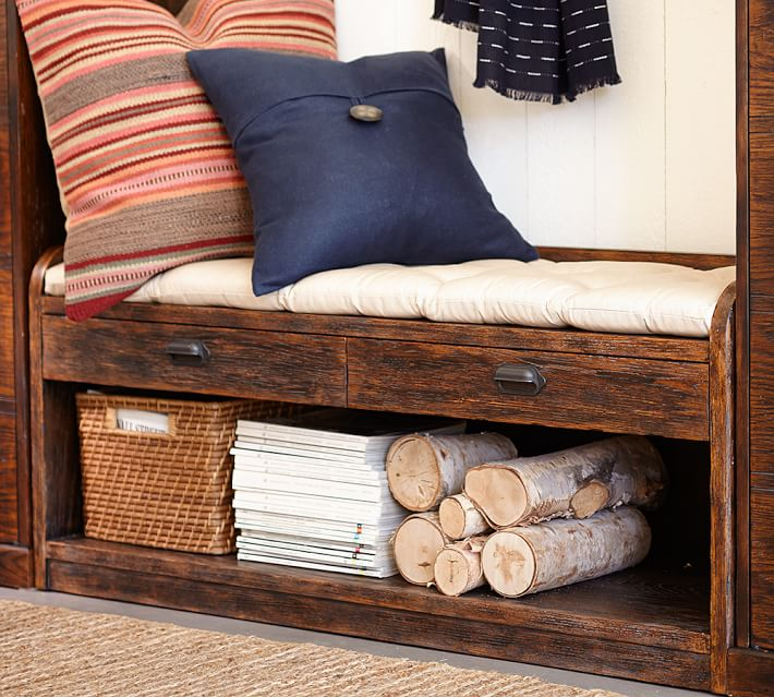 8 Welcoming Entryway Benches That Maximize Storage Space
