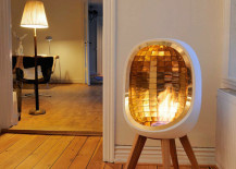 Piet Indoor Stove fireplace 217x155 12 Cozy & Portable Fireplace Ideas for the Modern Home