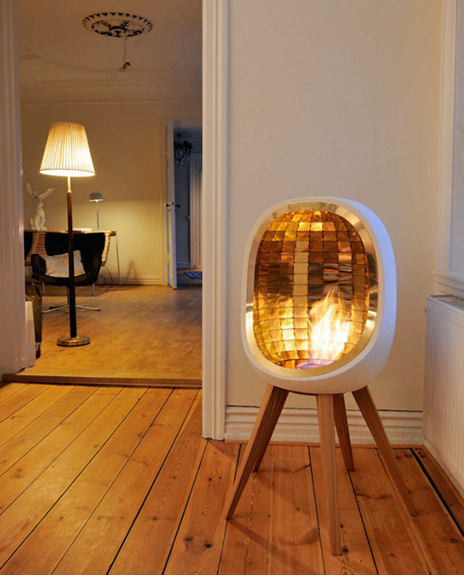 Piet Indoor Stove fireplace
