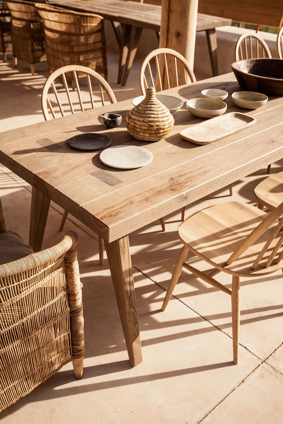 Rustic and laidback appeal of Scorpios is enhanced by its tasteful decor