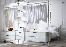 STOLMEN-combines-simple-coat-hanger-system-with-closed-drawers-217x155