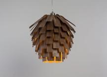 Scots Light in walnut