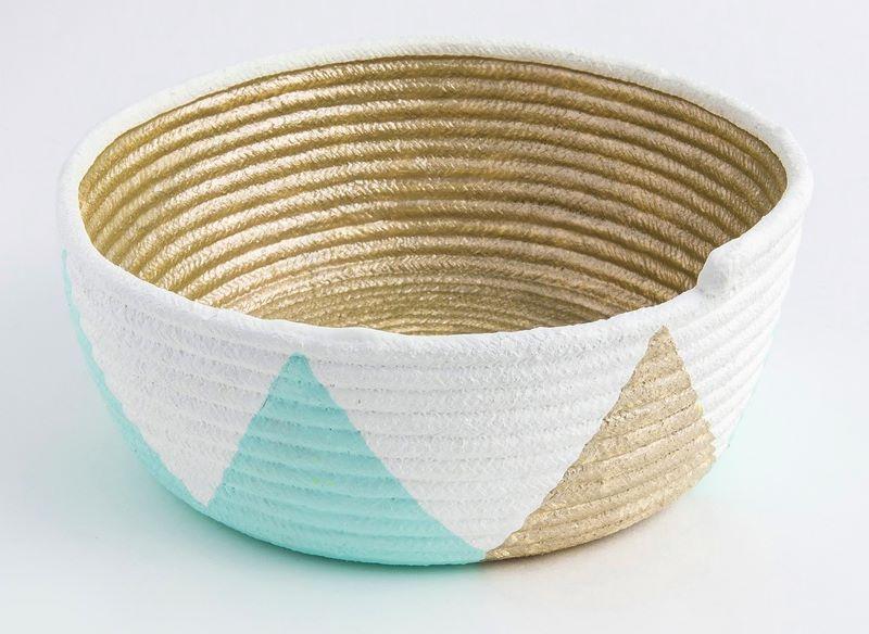 Seafoam basket by Gemma Patford