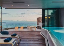 Seaside residence in Novigrad brings home a world class spa!