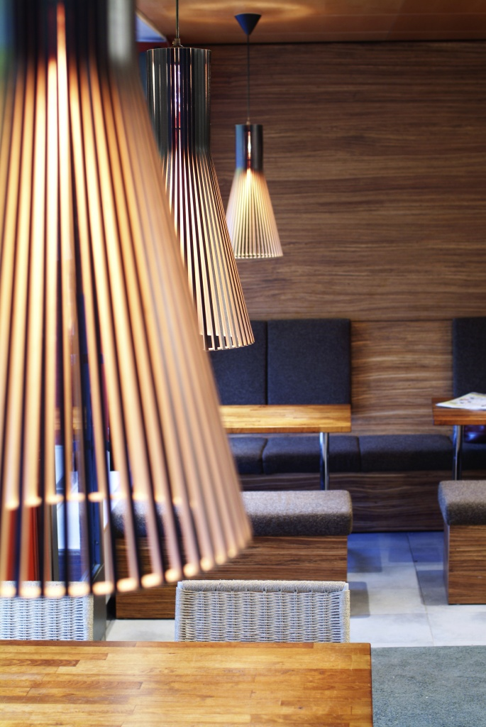 Secto 4200 Cafe Picnic, Helsinki, Finland
