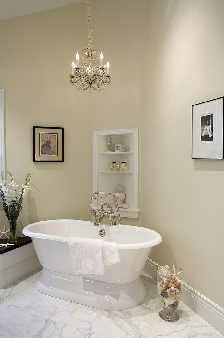 Creative ideas to transform boring bathroom corners simple and unassuming way to transform the bathroom corner design mahoney architects interiors arubaitofo Choice Image