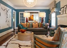 Stylish-eclectic-living-room-with-contemporary-flair-217x155