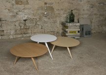 TURN side tables