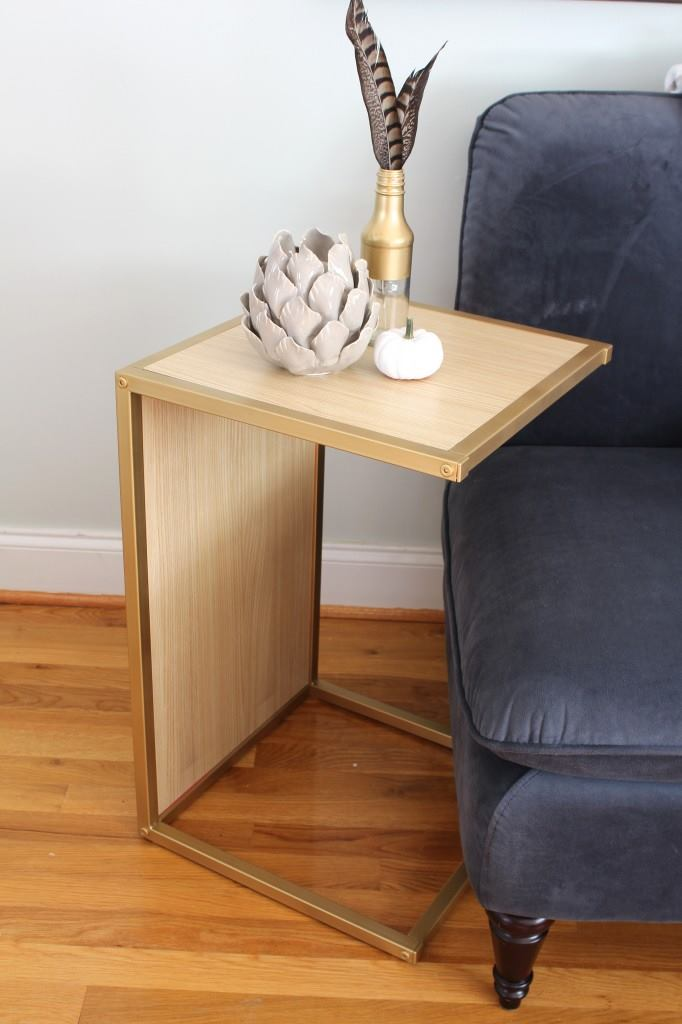 Target table makeover from Simple Stylings