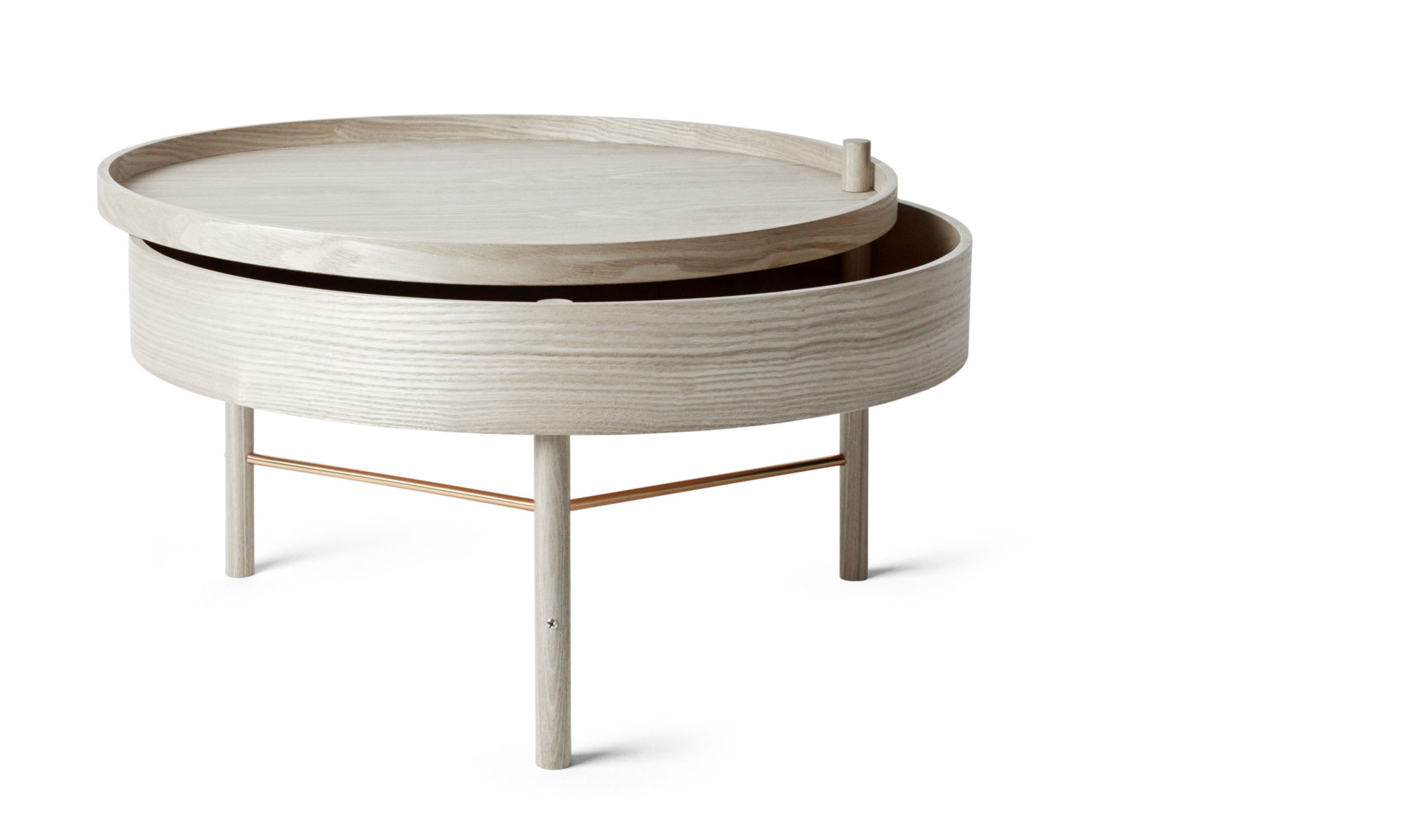 The Turning Table by German designer Theresa Arns