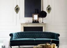 Think out of the box to shape that dream living room! [Design: Boca do lobo]