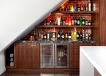 ... built-in bar that will utilize that empty corner or the unused porch  space to the hilt. It is time to gift yourself with a stylish home bar!