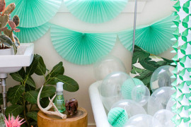 4 Refreshing End-of-Summer Party Ideas