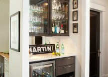Marvelous ... Bar Or Even A Tiny, Built In Bar That Will Utilize That Empty Corner Or  The Unused Porch Space To The Hilt. It Is Time To Gift Yourself With A  Stylish ...