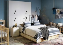 Upcycled-rugs-and-energy-saving-lights-used-to-create-an-eco-friendly-bedroom-217x155