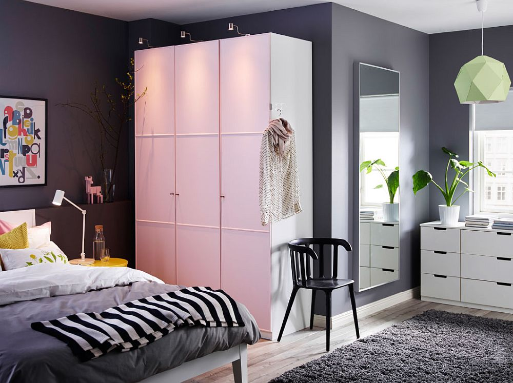 Versatile And Refined Pax Wardrobe To Complete Your Bedroom Storage Needs