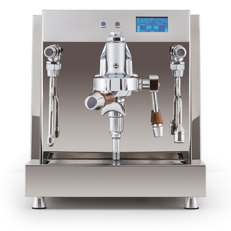 Vesuvius Dual Boiler Espresso Coffee Machine