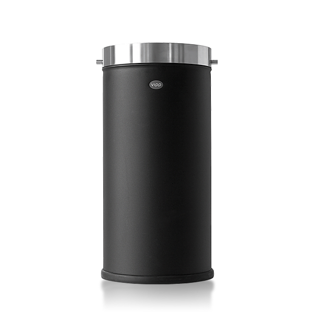 Vipp52 office bin black