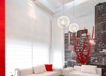Wall-mural-sets-the-tone-in-this-glam-room-217x155