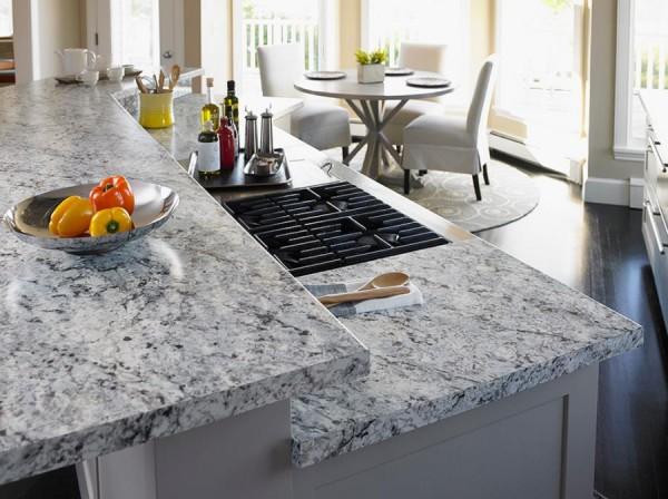 White Ice Granite Formica Laminate