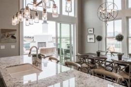 The Beauty Of White Ice Granite Interior Design Blogs