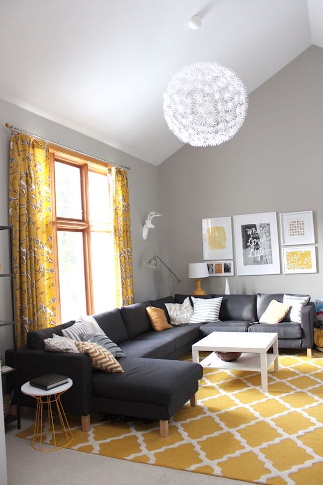 back to 25 yellow rug and carpet ideas to brighten up any room