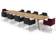 hm23 boardroom setting