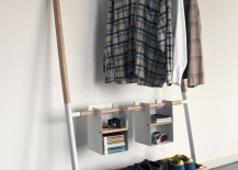 minimalist closet 18 217x155 18 Open Concept Closet Spaces for Storing and Displaying Your Wardrobe