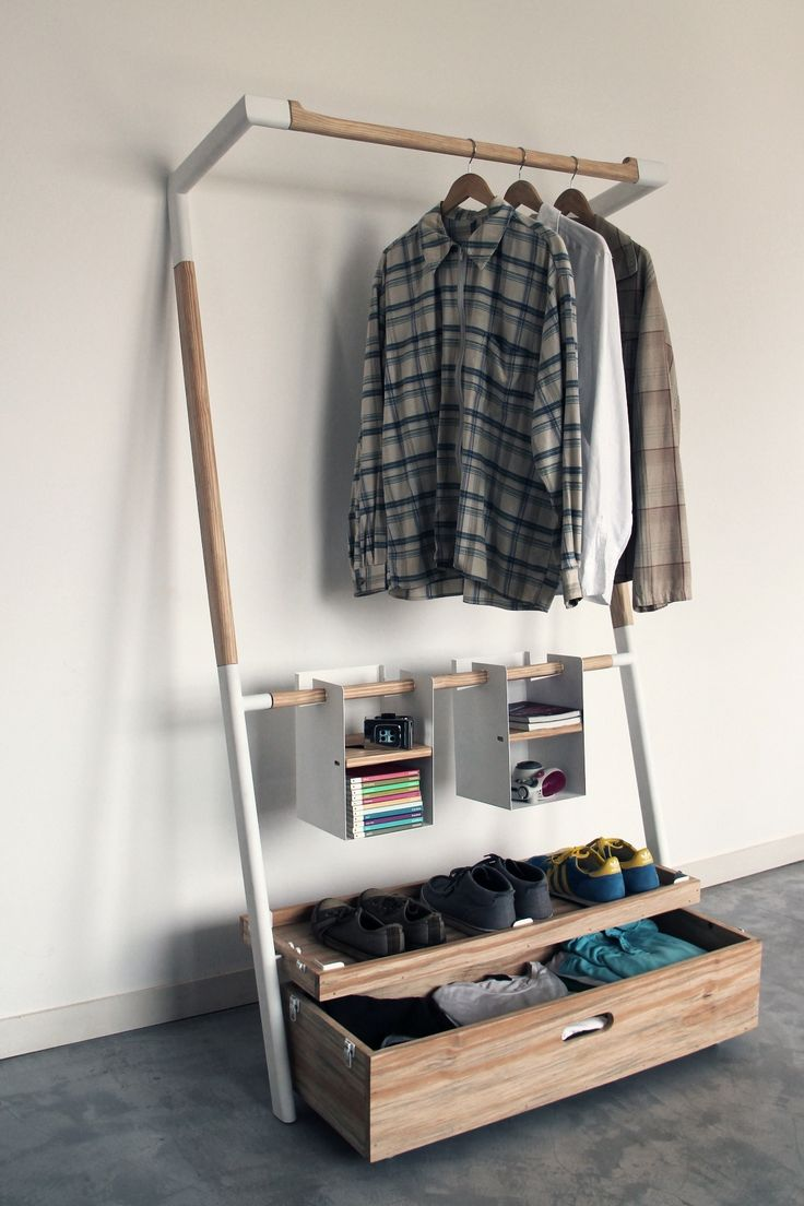 Innovative storage unit perfect for wardrobe storage