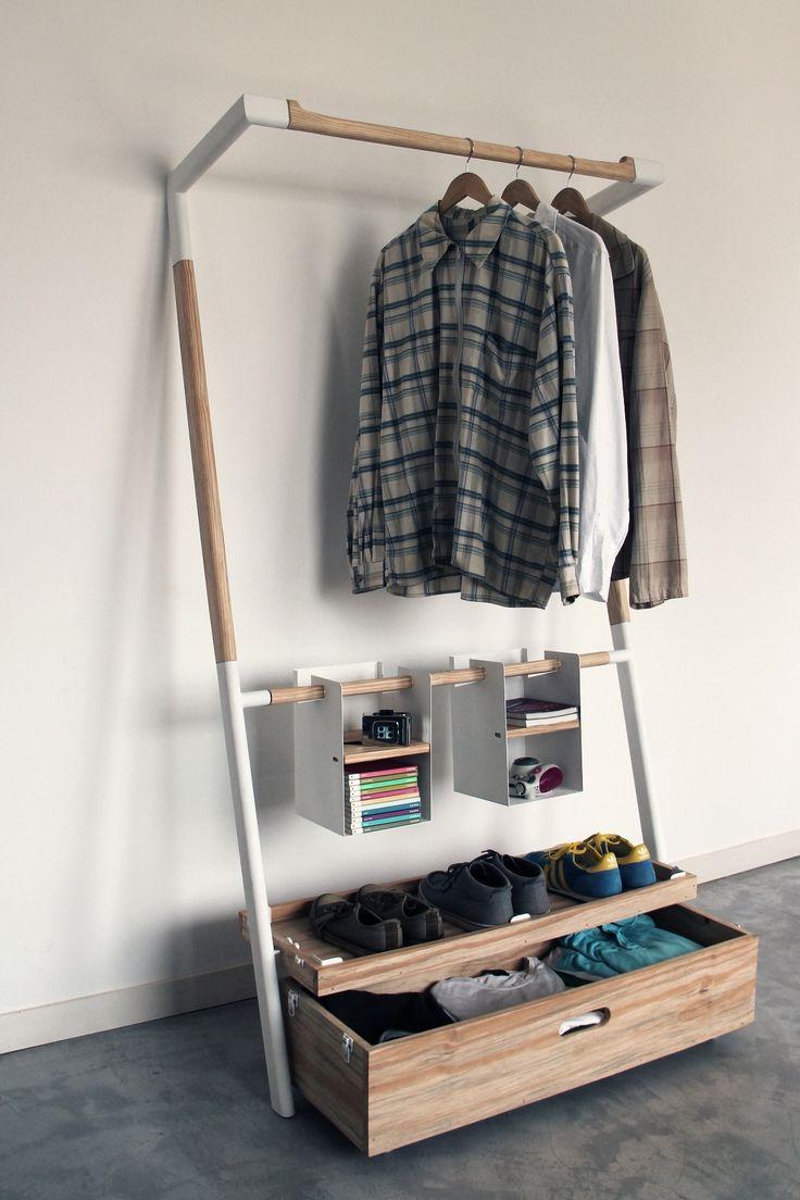 Innovative storage unit perfect for wardrobe storage