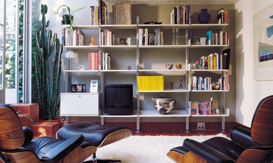 12 Modular Shelving Systems That Are Chic And Functional