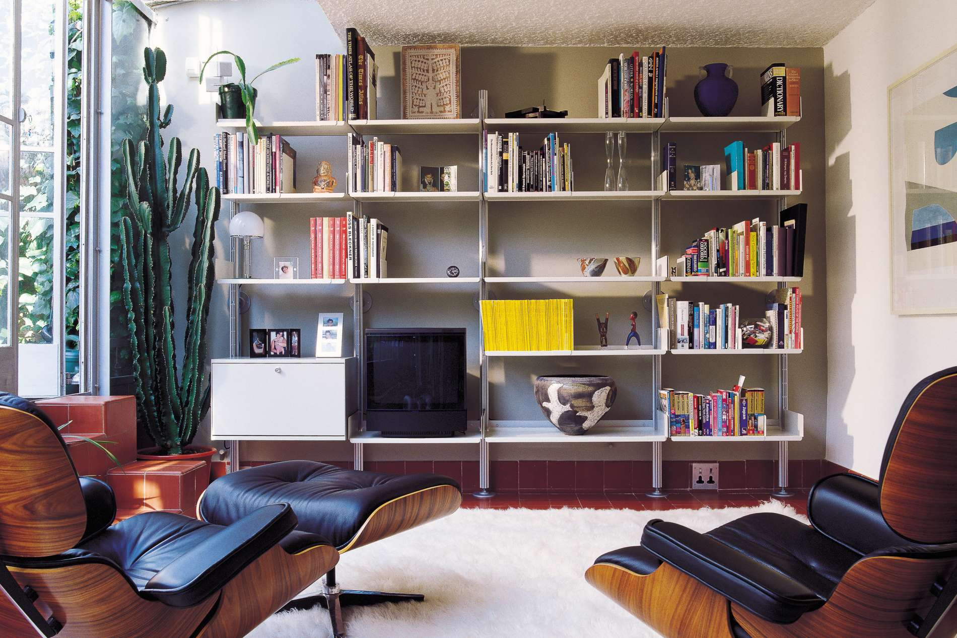 View In Gallery 606 Universal Shelving System Living Space