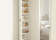 7-shelf storage cabinet