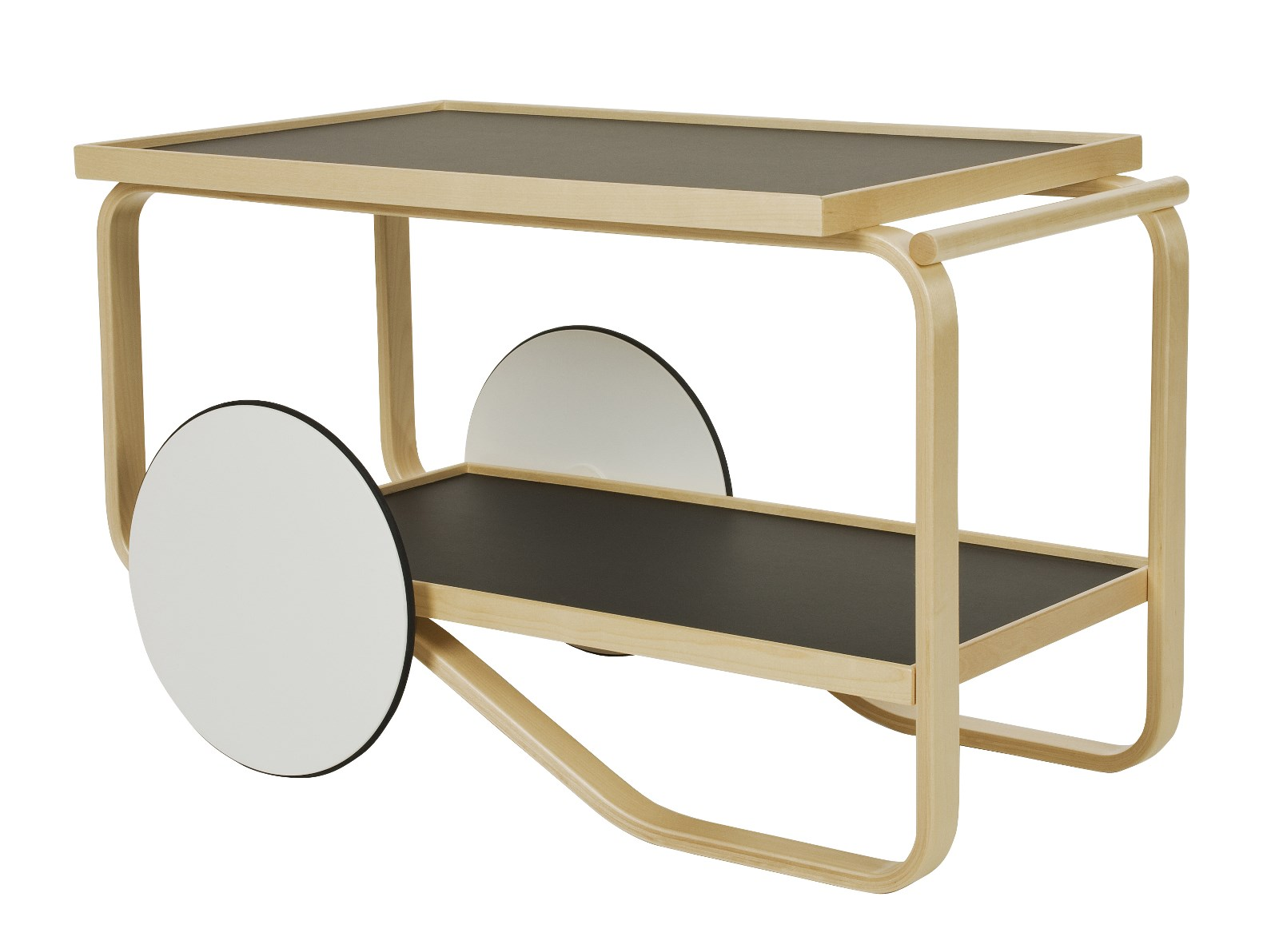 901 Tea trolley by Alvar Aalto
