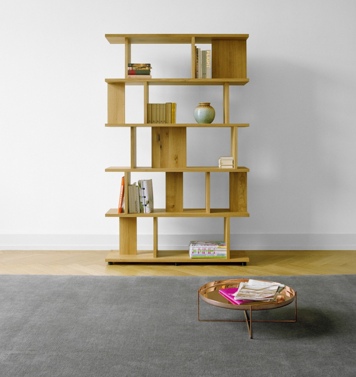 View in gallery Arie Shelving System