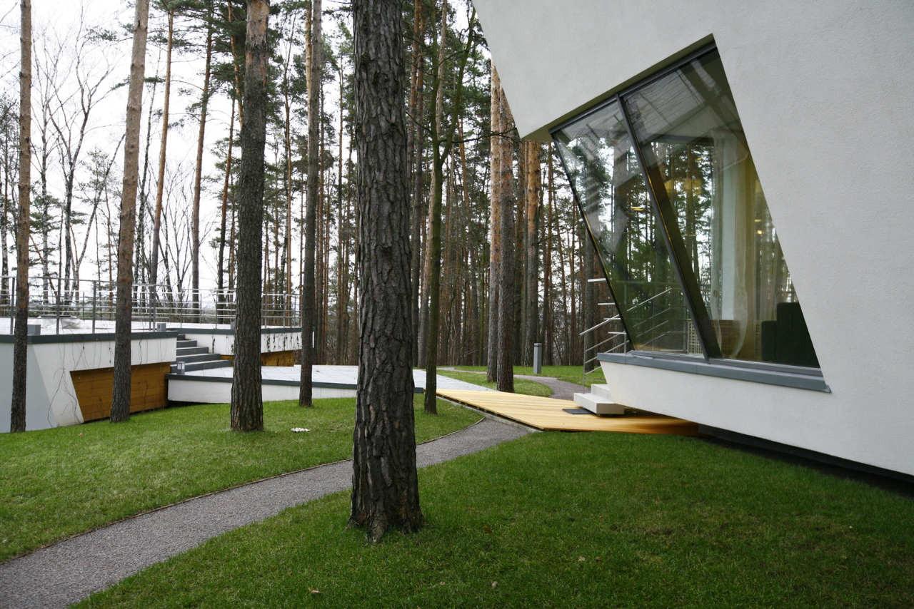 Atrium Studio Gorky House perspective