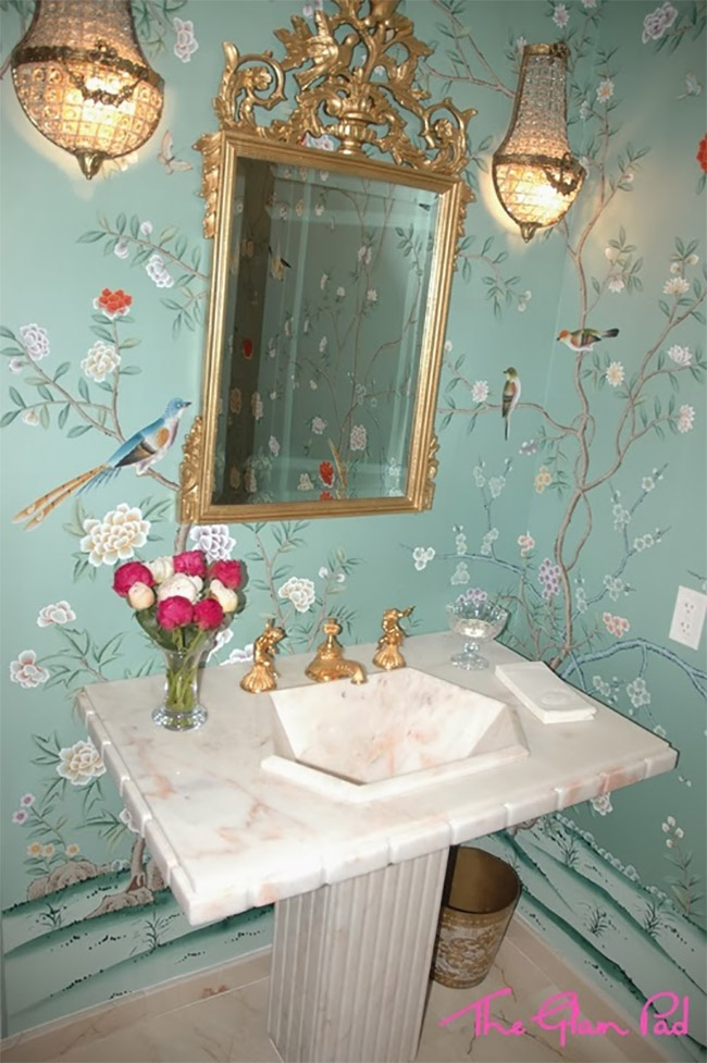 8 Ways To Incorporate The Chic Look Of Chinoiserie Into Your Home