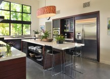 Cantilevered-counter-creates-the-perfect-breakfast-zone-in-this-modern-kitchen-217x155
