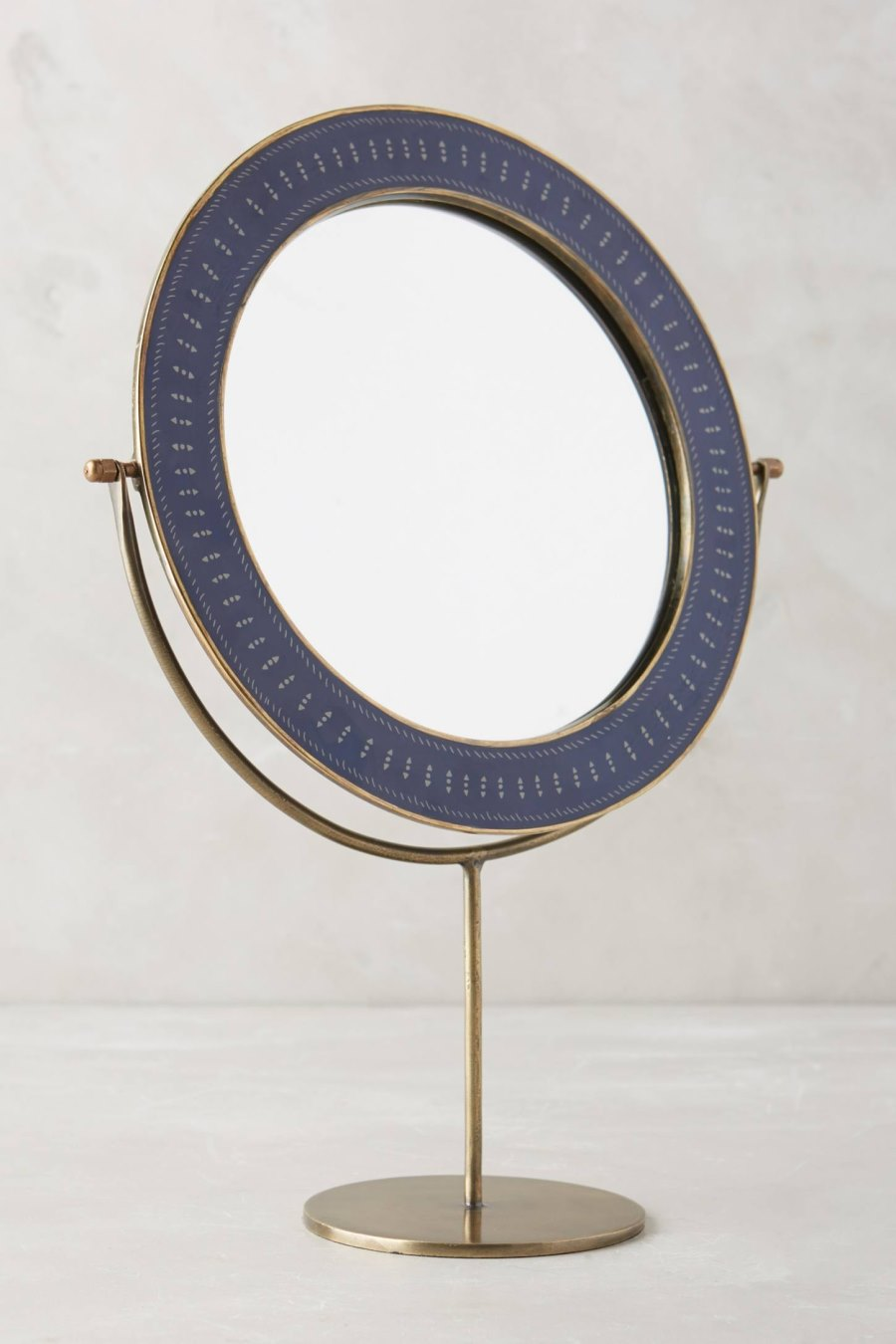 Circular mirror from Anthropologie