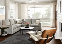 Classic sectional sofa from Room & Board