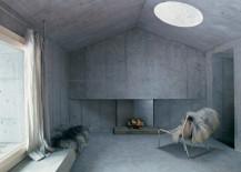 Concrete house by Nickisch Sano Walder Architects